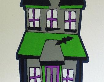 Halloween Decoration Haunted House- Haunted House Decoration - Halloween Decoration - Halloween - Haunted House
