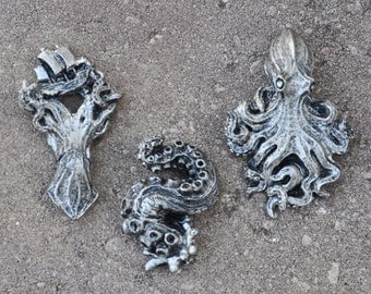 Set of Kraken Magnets