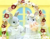 Sylvanian Families Wedding Outfits Sewing Pattern PDF