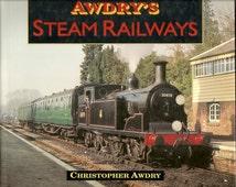 Awdry's Steam Railways by Christopher Awdry Thomas The Tank Engine - The Glamourist : SALE