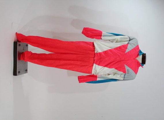 80s Nike Track Suit Workout Pants Jacket Windbreaker