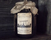 Primitive  Jar Candles  16 oz