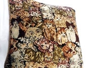 Cats Tapestry Pillow featuring Feline Friends