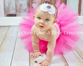 Pink Candy Couture Tutu or Dress - Newborn 3 6 9 12 18 24 Months 3T 4 T 5 6 ...Birthday, Photo Prop, Dress Up, Halloween Costume