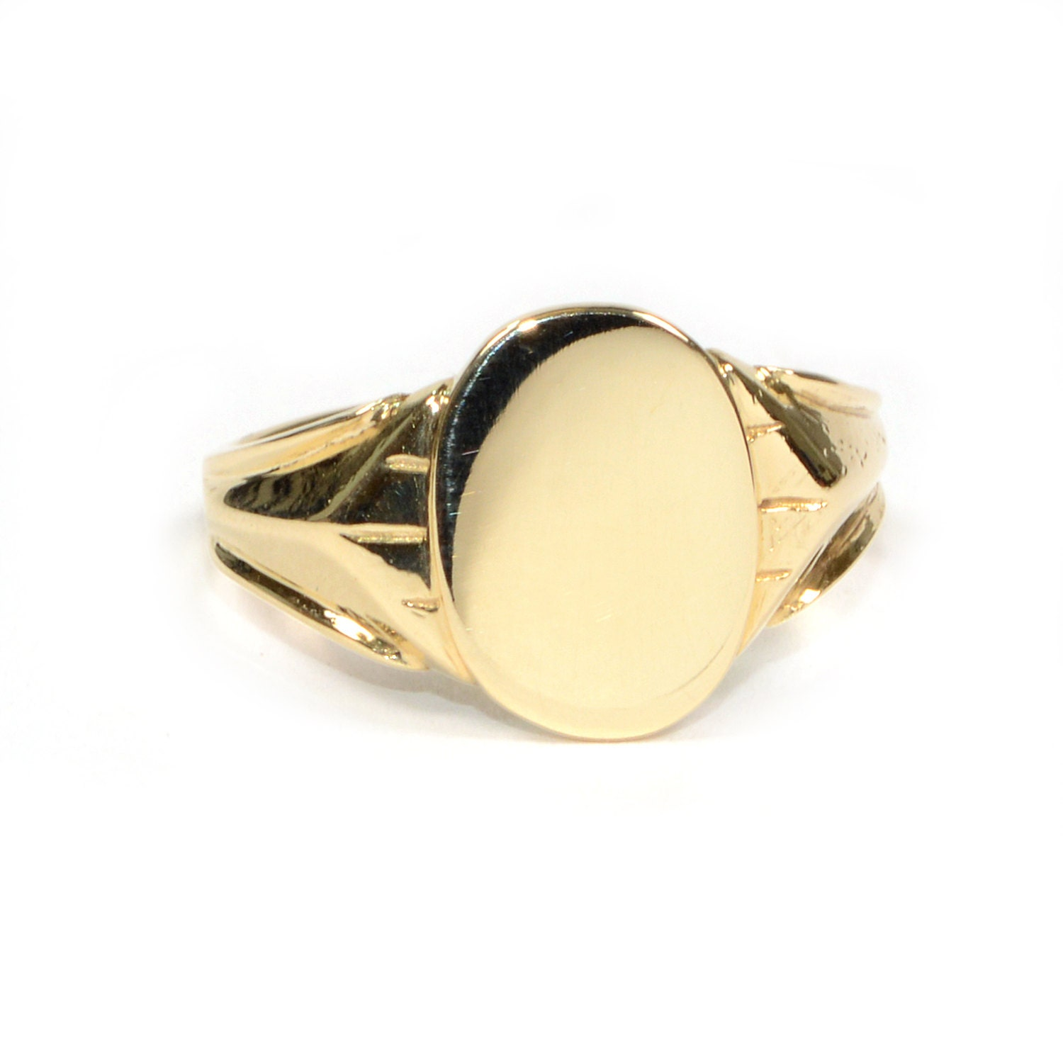 antique ring antique 1930 s signet ring by