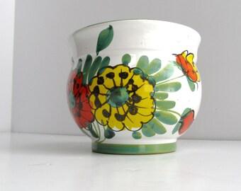 Vintage Raymor Era Italy Art Pottery Bowl
