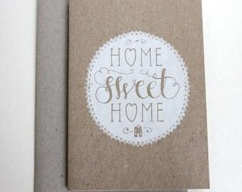 Ricki white welcome home gift