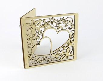 Invitation card / Wedding Invitation / Anniversary