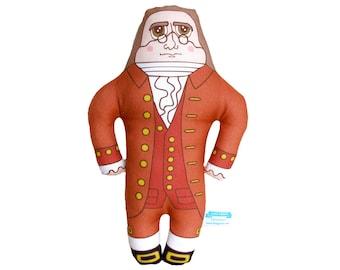 Benjamin Franklin Doll - LIMITED EDITION