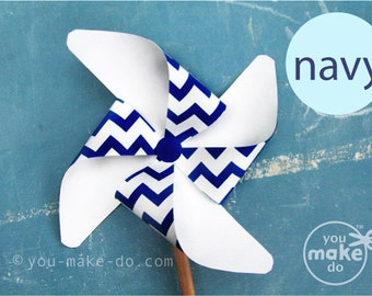 navy pinwheels navy baby shower favors paper pinwheels navy birthday favors pinwheel printable navy party boy baby shower 1st birthday boy