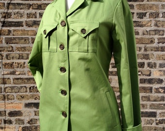 Standard Issue Scout Jacket- Avocado