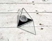Pyramid Display Box - Jewelry Display Box - Jewelry Storage