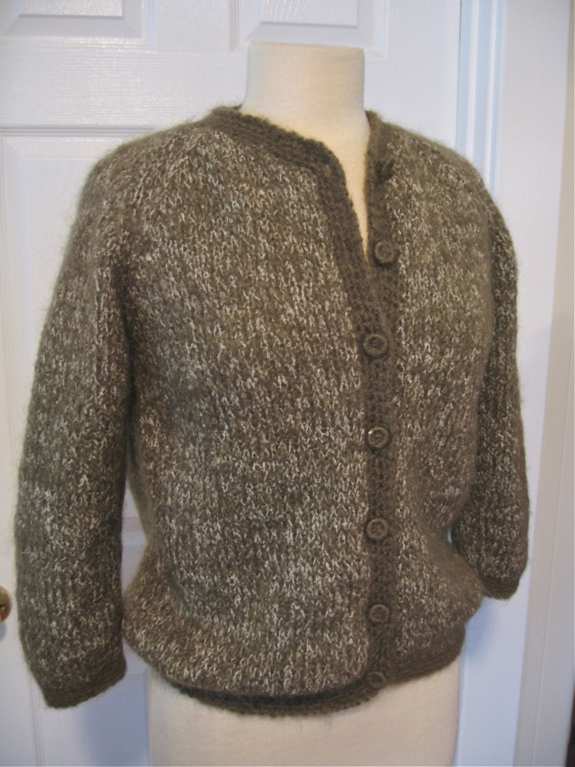 Vintage Mohair Sweater 90