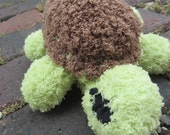 Fluffy Adorable Turtle Stuffed Animals