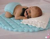 Mustache Little Man Baby Shower 1st Birthday