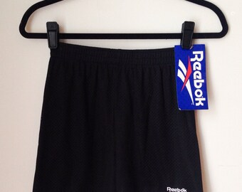 Deadstock Reebok Athletic Mesh Shorts Boys Size XL