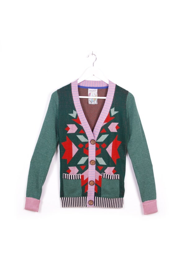 Enchanted Forest Cardigan