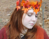 Whimsical Feathers Adjustable Circlet