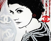 Coco Chanel Fashion God