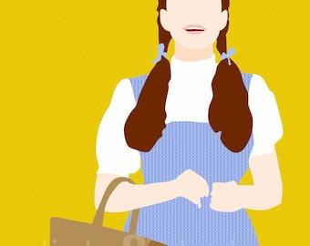 Dorothy Minimalist Poster