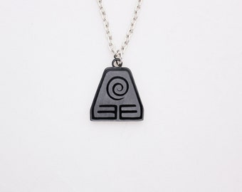 Earth Kingdom necklace