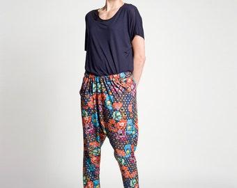 sewing pattern pants lisa: downloadable sewing pattern pdf