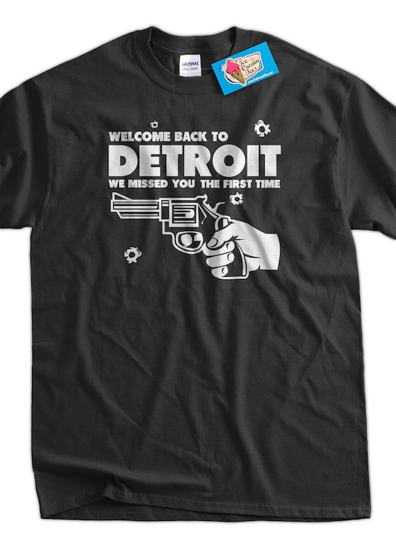 Detroit tigers shirt Etsy