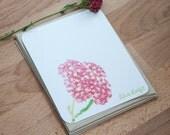 Personalized Stationery Set, Custom Stationery, Eco Friendly Gift under 20