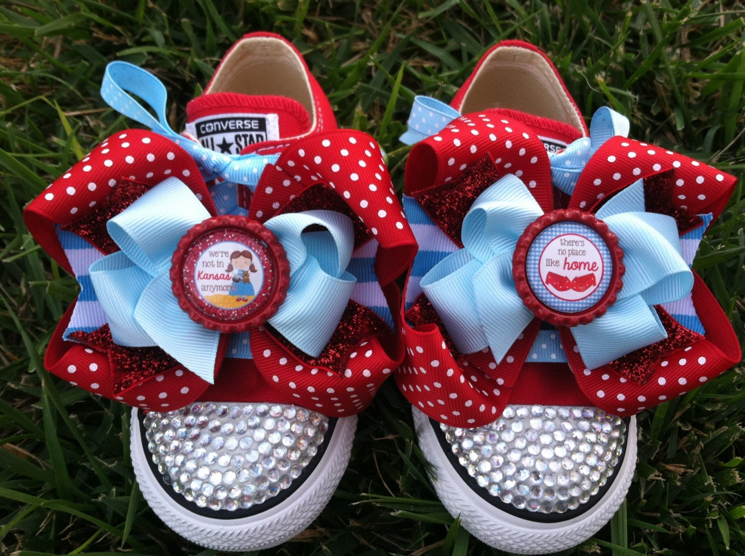WIZARD OF OZ Shoes Dorothy costume Wizard of Oz Party