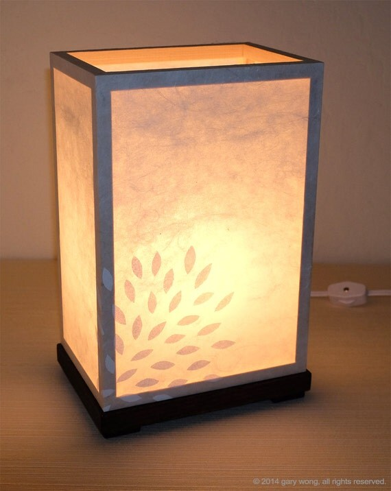 japanese paper lamps how to make