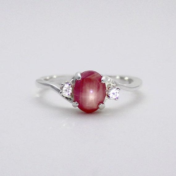 genuine star sapphire ring - photo #5