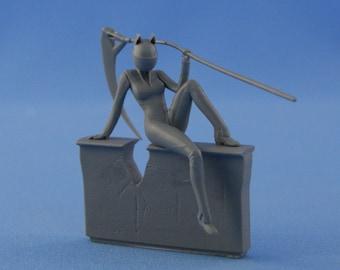 Celty Sturluson Durarara 54mm resin figure