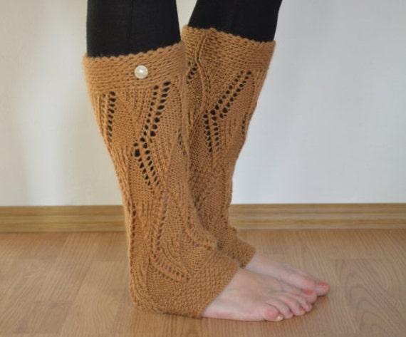 Lace Leg Warmers Knit Leg Warmers Boot Leg Warmers Leg