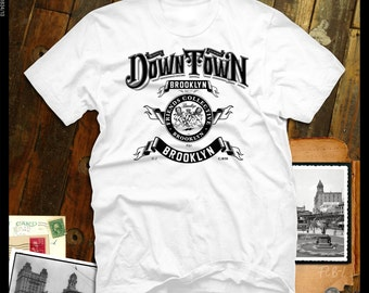 Downtown  Brooklyn N.Y.  T-shirt