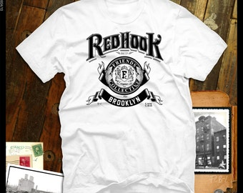 Red Hook Brooklyn N.Y.  T-shirt