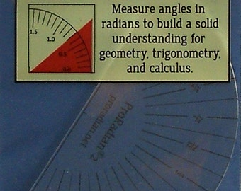 Math Tool: ProRadian2 Protractor