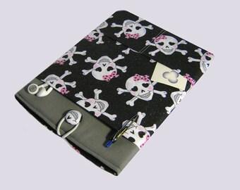 Macbook Pro Sleeve, Macbook Pro Case, 13 inch Macbook Pro Cover, 13 inch Macbook Pro Case, Laptop Sleeve, Skulls