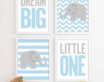 Baby Boy Wall Art nursery art kids wall art playroom artdallowayplacekids