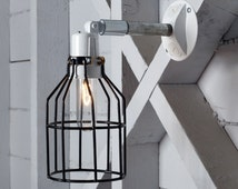 Unique Exterior Lighting Related Items Etsy