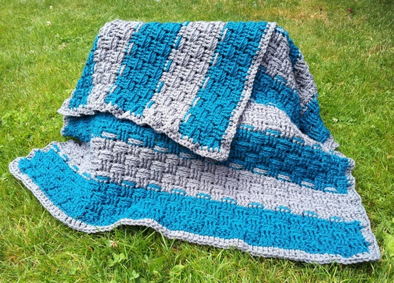 Woven Basket Crochet Stitch : Unavailable listing on etsy