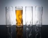 Subtle Beer Glass, Set of 4