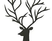My Deer Tree, I Love You sticker