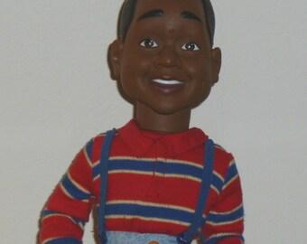 Hasbro Steve Urkel Doll, 1991, usato, ottimo stato - il_340x270.573228209_h2eb