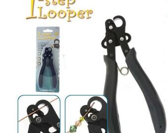 1  Step Looper -  Beadsmith One Step Looper - Create & trim eye pins