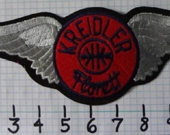"""Vintage """"Kreidler"""" Motorcycle Patch (001)"""