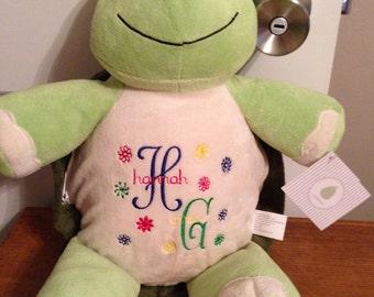 Personalized Stuffed Animal-Turtle