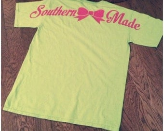 NEW!  Southern Made Short Sleeve Comfort Color Tee Shirt