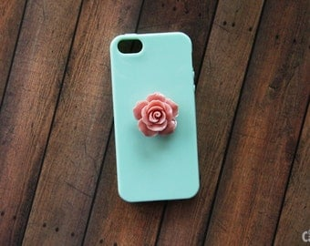 Flower iPhone 5 Case Flora Rose iPhone 5 Case iPhone 5s Cute iPhone 7 Case  Girly iPhone 7 Case Cute iPhone Cases Girly iPhone 6