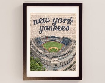 """Shop """"new york yankees"""" in Art & Collectibles"""