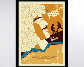 El Pibe Poster